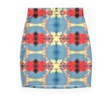 Retro Sturt Pea Mini Skirt