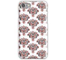 Bound Heart Pattern iPhone Case/Skin