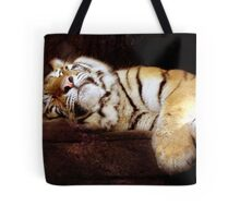 Can't you see I'm trying to get my beauty rest? Tote Bag