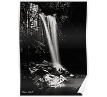 Dreamy Curtis Falls Poster