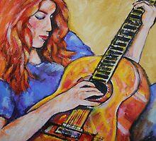 Spanish Guitar by Reynaldo