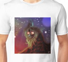 Witch Creature Digital Painting Unisex T-Shirt