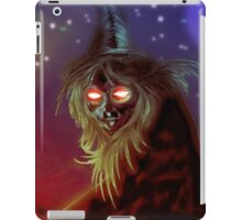 Witch Creature Digital Painting iPad Case/Skin