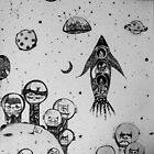 Interstellar hunting by monicamarcov