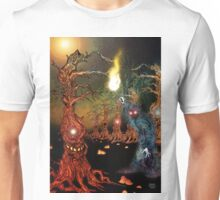Great Hall of the gnarly Tree Keeper Unisex T-Shirt