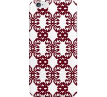 Convene Pattern iPhone Case/Skin