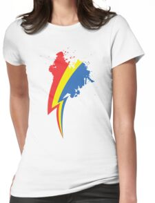 Speedpainting Womens Fitted T-Shirt