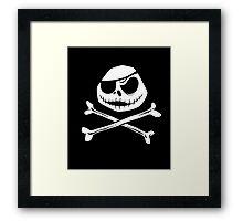 Jolly Jack Roger Framed Print