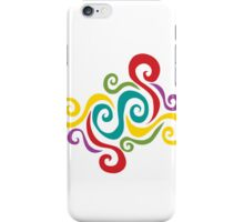 Swirl Dance iPhone Case/Skin