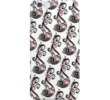 Musical Motif Pattern iPhone Case/Skin