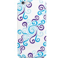 Swirl Pool Pattern iPhone Case/Skin