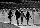 Public Showers by Rhoufi