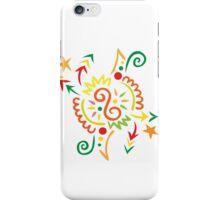 Firework Doodle iPhone Case/Skin