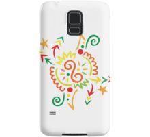 Firework Doodle Samsung Galaxy Case/Skin