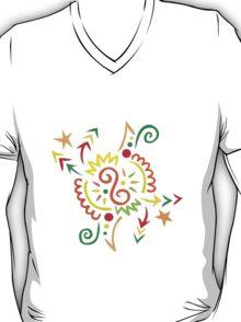 Firework Doodle T-Shirt