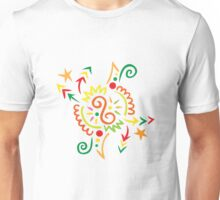 Firework Doodle Unisex T-Shirt