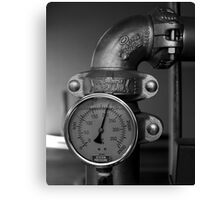 Pressure: for ~♥~NatSnap~♥~ Canvas Print