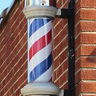Barber Shop Pole by Cynthia48
