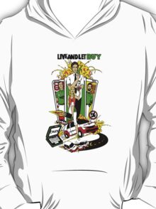 Live and Let Buy T-Shirt