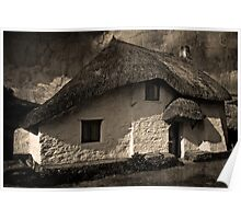 Cove Cottage Poster