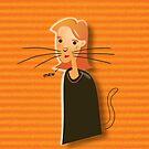 Ginger Cat by KenRinkel