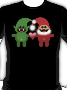 SANTA&LITTLE HELPER T-Shirt