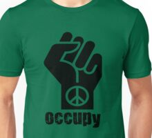 Occupy Unisex T-Shirt