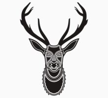 Stag Graphic Kids Clothes