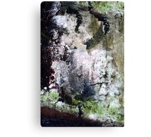 Woodhouse Cliff  Canvas Print