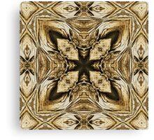 theme wood Canvas Print