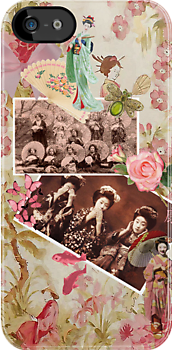 Geisha - IPhone Design by Rookwood Studio ©