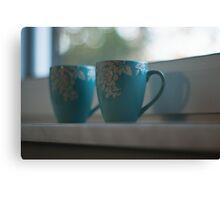 Soft cups Canvas Print