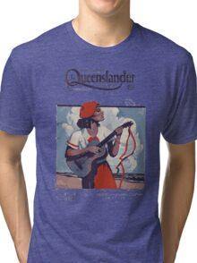 theqlder Tri-blend T-Shirt