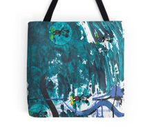 In Lack Of A Better Term - American Monster Mash Reprise Tote Bag