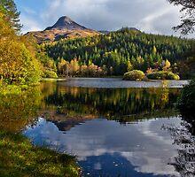 Glencoe Lochan by Doug Dawson