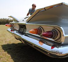 1960 Chevy by gordonspics