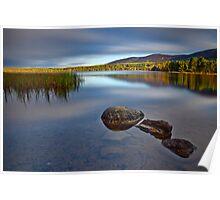Loch Morlich @ Sunrise Poster