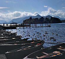 Keswick Derwent Water (HTC) - 3 by PhotogeniquE IPA