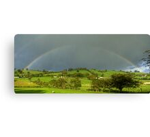 The English Lake District.... After The Rain Canvas Print