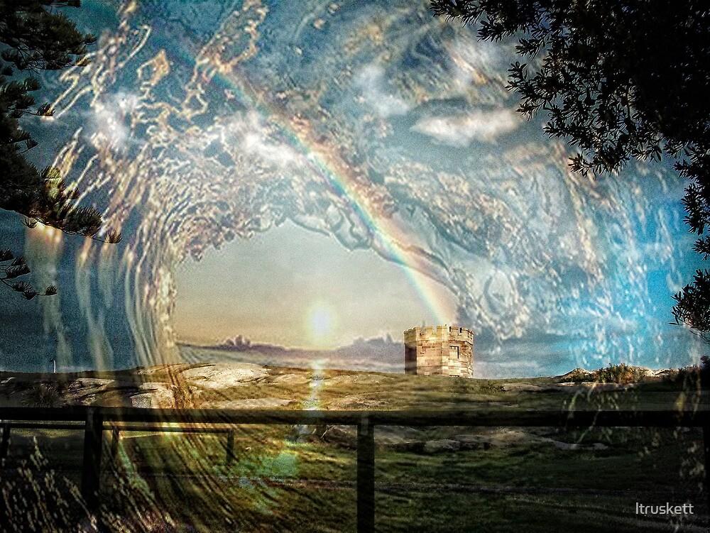 Kathy's Landscape by ltruskett