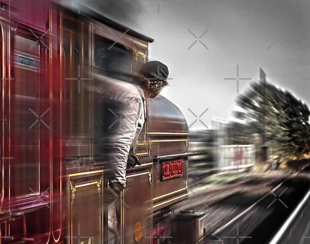 Loco-motion by Geoff Carpenter