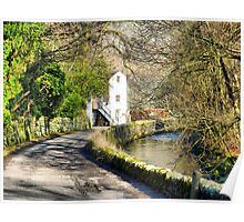 Down the Lane in Patterdale.. Poster
