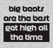 Peep Show - The Big Beat Manifesto One Piece - Long Sleeve