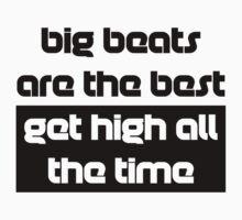 Peep Show - The Big Beat Manifesto Baby Tee