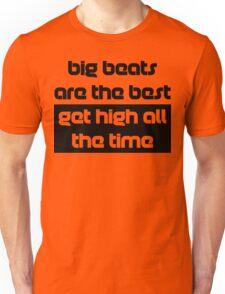 Peep Show - The Big Beat Manifesto Unisex T-Shirt