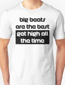 Peep Show - The Big Beat Manifesto T-Shirt