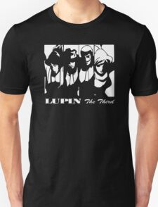 Lupin the third - Lupin iii - Anime T-Shirt