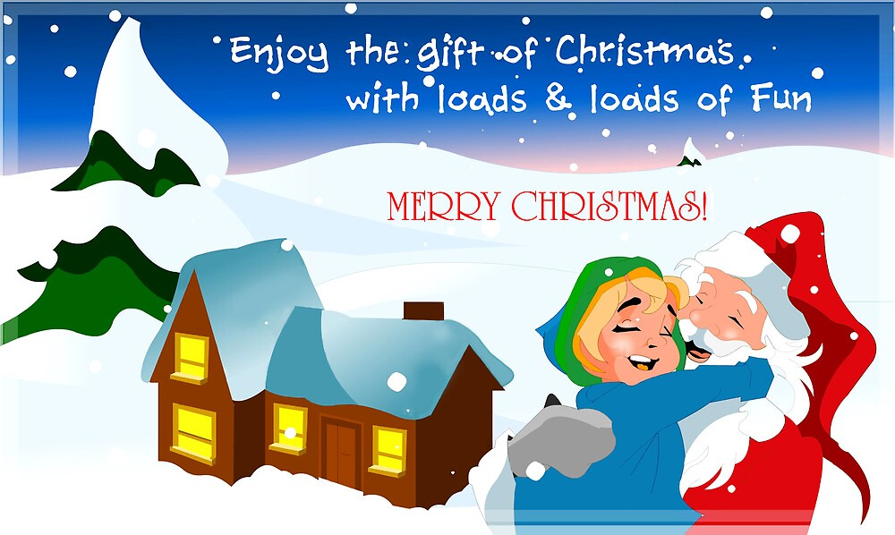Christmas Greetings by Shiju Sugunan