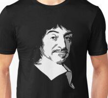 Rene Descartes Unisex T-Shirt
