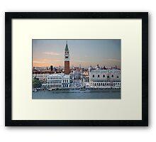 Port of Call: Venice Framed Print